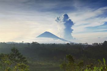 Walk in the Paths of the Clouds at Kintamani and Mount Batur