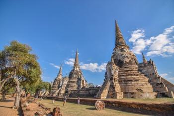 Thai Legacy in Ayutthaya Historical Park