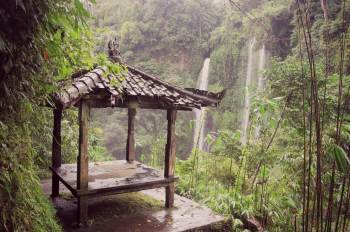 When in Bali: Waterfall Trekking in the Northern Jungles