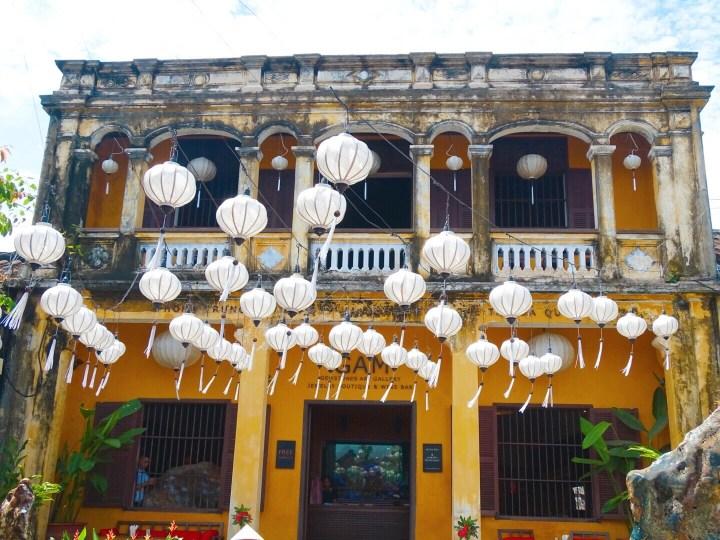 The GAM gemstone shop, Hoi An