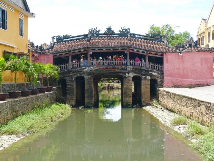 The Japanese Bridge, Hoi An