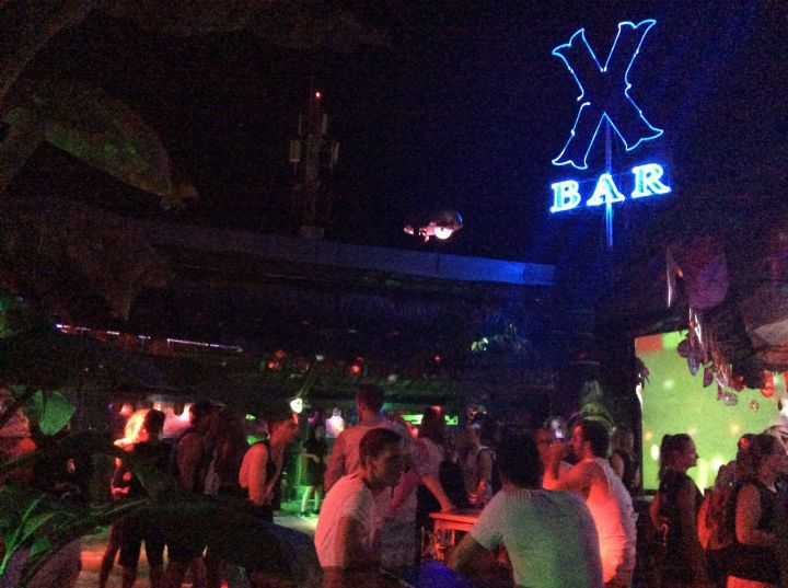X bar Siem Reap