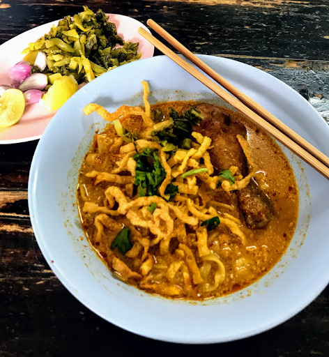 5 Must Try Eats in Chiang Mai Khao Soi Mae Sai